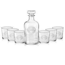 意大利波米欧利进口Officina洋酒樽7件套ACTB-J099O