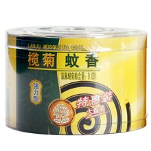 榄菊强力型蚊香(塑料筒装)(1*36圈)