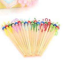 逸活可爱中国娃娃竹制耳勺 居家日用其他防护用品 1个