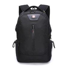 【军工品质 精益求精】WEMGE SABRE 时尚简约商务休闲双肩背包 电脑包旅行包(6270)
