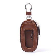 丹爵(DANJUE)新款钥匙包时尚单拉链男女钥匙扣实用耐磨车锁钥包多功能腰挂包D6981