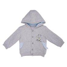 丑丑婴幼 春季新款 时尚男女宝宝保暖棉外套1-4岁