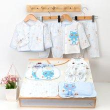 班杰威尔16件套纯棉婴儿衣服套装新生儿礼盒刚出生宝宝母婴用品