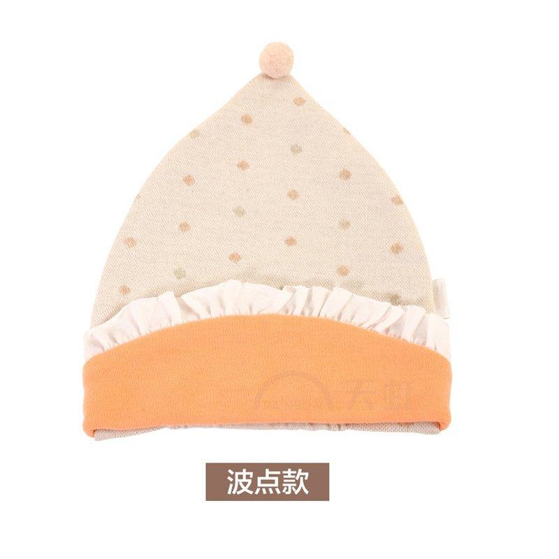 威尔贝鲁 初生婴儿帽子 纯棉宝宝胎帽1-2岁 春秋款-甜心款-42