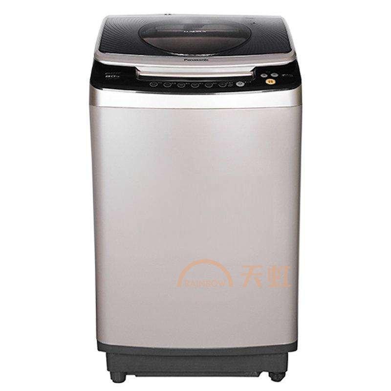 松下波轮洗衣机xqb80-x800n【价格