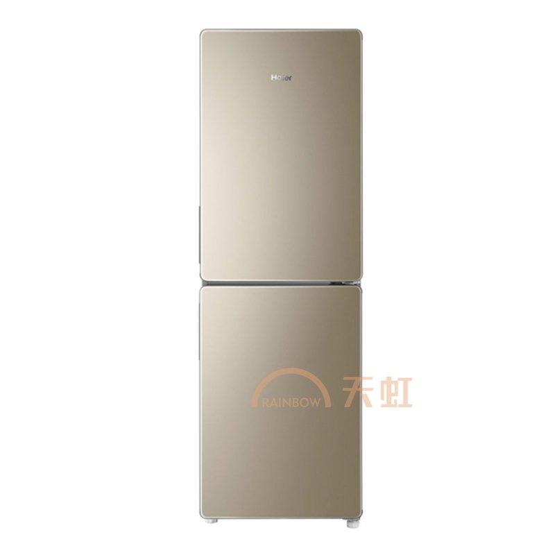 haier/海尔 bcd-190wdpt海尔冰箱双门家用风冷无霜小型两门电冰箱