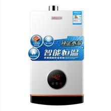 【新品】万和/Vanward 热水器 JSQ25-13GT18 家用智能恒温强排式燃气热水器天然气 13升