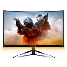 飞利浦(PHILIPS)278M6FJMB  27英寸 1800R曲面屏 2K/QHD 144Hz刷新率 游戏电竞显示器