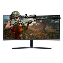 三星(SAMSUNG) C34H890WJC 34英寸超宽2k 曲面分屏电竞液晶显示器