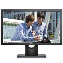 戴尔(DELL)E2016H 19.5英寸宽屏LED背光液晶显示器 广视角屏,DP+VGA接口,支持更换支架和壁挂!