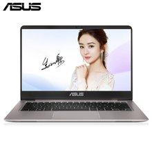 华硕(ASUS) 灵耀U410UV7200  14英寸轻薄笔记本电脑(i5-7200U 4G内存 500G硬盘 GT920MX-2G独显)U310升级款,第7代酷睿i5!