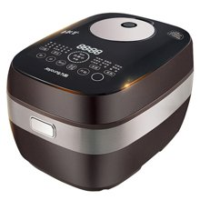 【买一赠一】Joyoung/九阳铁釜电饭煲JYF-40T2 家用智能IH电磁电饭锅4L 在购买立即加赠JLW2601D煎锅一个!