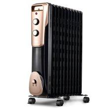 美的(Midea) NY2011-16JW 油汀 取暖器 电暖器 11片