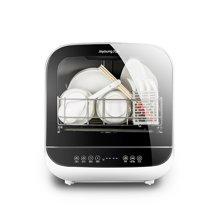 【限时抢购】厨房黑科技Joyoung/九阳 X6免安装家用台式洗碗机全自动智能烘干除菌 买即赠榨汁机-D68
