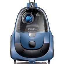 飞利浦(PHILIPS) 吸尘器除螨家用静音大功率迷你小型吸尘器吸尘机 FC8516/81 午夜蓝