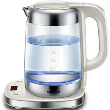 Bear/小熊电热水壶ZDH-A17J1 家用玻璃水壶 11段式保温1.7L