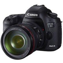 佳能(Canon) EOS 5D Mark III 单反套机(EF 24-105mm f/4L IS USM 镜头)