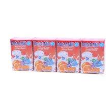 达美橙味酸奶饮品(90ml*4)