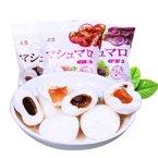 台湾进口 皇族夹心棉花糖 草莓味葡萄味巧克力味 喜休糖软糖闲零食