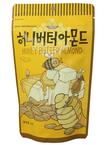 韩国进口零食汤姆农场蜂蜜黄油杏仁80g袋装坚果果仁网红零食品