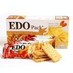 台湾进口 EDOpack 麦纤/扁桃仁/什菜 千层酥松塔酥性饼干