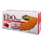 EDO pack薯仔饼172g 韩国进口酥脆办公室休闲充饥零食下午茶点
