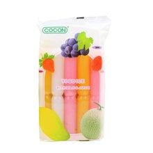 马来西亚进口 可康优果多口味水果饮料吸吸碎碎棒棒冰45mlx10支 怀旧儿时童年零食夏季日水果汁