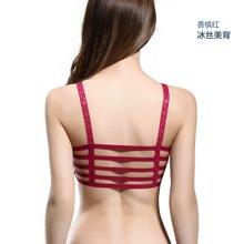 俞兆林新款美背运动瑜伽文胸 睡眠冰丝性感胸罩透气聚拢舒文胸 YZL 6210