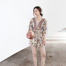 【印花系列】专柜同款 VERO MODA 连体裤
