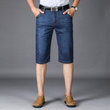 搭歌夏季新款韩版直筒短裤青年男裤五分裤牛仔裤子 8017