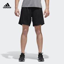 Adidas/阿迪达斯 男子RESPONSE SHORT跑步短裤 CF6257