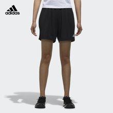 Adidas/阿迪达斯 女子运动型格SHORT VOLUME针织短裤 CV5681
