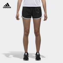Adidas/阿迪达斯 女子运动型格SHORT WV BOS梭织短裤 CX5196