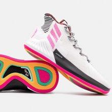 adidas阿迪达斯男鞋18罗斯9玫瑰D Rose耐磨实战高帮篮球鞋BB7658