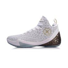 李宁篮球鞋男鞋韦德系列裂变IV2018新款减震高帮运动鞋ABAN029