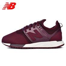 New Balance/新百伦 女子247系列复古休闲运动鞋 WRL247HK