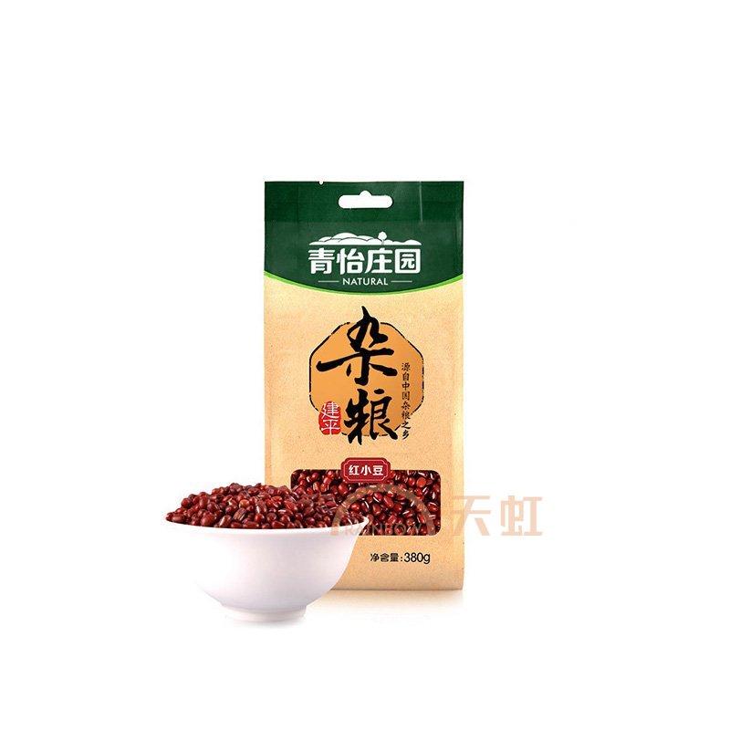 青怡庄园-有机红小豆380g 东北五谷杂粮图片
