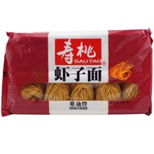 寿桃牌排装虾子面(454g)