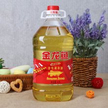 ¥●金龙鱼黄金比例调和油(4L)