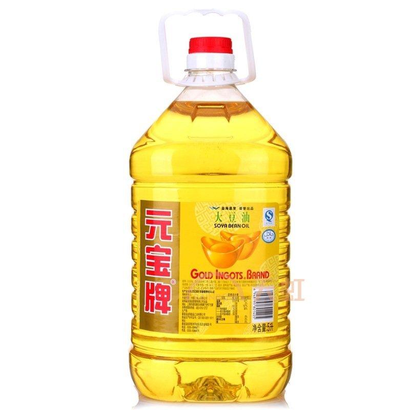 元宝大豆油(5l)