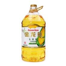 ¥!金龙鱼玉米油(玉米胚芽油)HN1(5L)