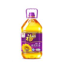#福临门葵花籽油(4L)
