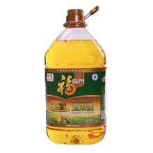 #ZX福临门黄金产地玉米油(5L)