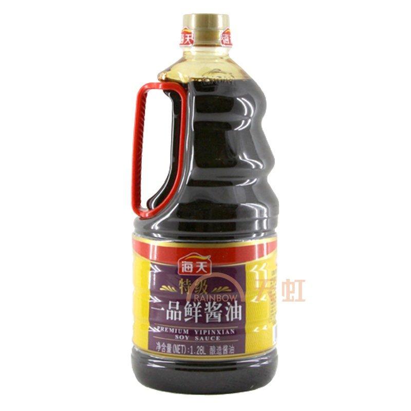 海天一品鲜酱油(1280ml)