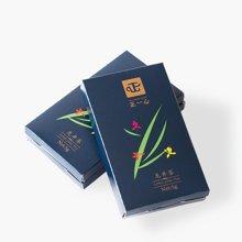 正一心 2018杭州西湖明前龙井茶 特级绿茶茶叶 豆香型体验装