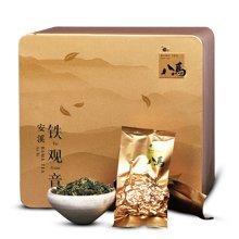 八马茶业 铁观音茶叶礼盒 安溪原产乌龙茶 秋茶 清香型 私享清韵500克 AA1237