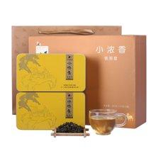八马茶叶 浓香型安溪铁观音礼盒 乌龙茶叶礼盒装 小浓香3号礼盒250克 AA2152