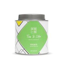 优茶一笙 茉莉绿茶茶叶组合花茶花草茶茉莉花茶绿茶袋泡茶20袋