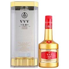 【3支装】品悦  五粮液 VVV佳酿酒 浓香型  500ml 52度 白酒 包邮