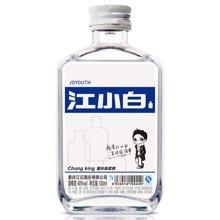 品悦 江小白青春版 清香型 白酒 40 度 100ml 包邮